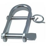 Allen Brothers 5mm x 12mm Halyard Shackle