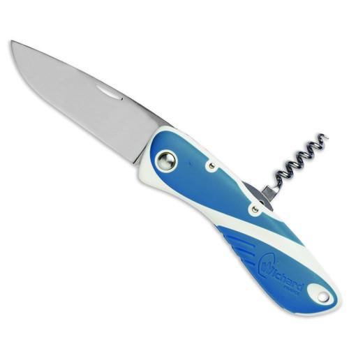 Wichard Aquaterra Cork Screw Knife Blue
