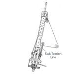 CDI FF4 Tack Tension Line