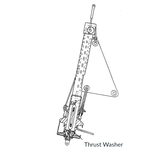 CDI FF4 Thrust Washer