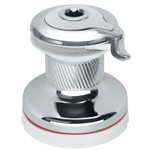 Harken Radial Chrome Single Speed Size 20 Self-Tailing Winch White
