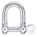 Harken 8mm D Shackle