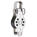 Harken Single Micro Block w/Shackle & Becket