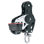 Harken 57mm Carbo Fiddle w/Cam Cleat