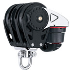 Harken 57mm Triple Carbo Ratchamatic w/Cam Cleat