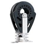 Harken 40mm Carbo Block w/Spring and Eyestrap - Assembled