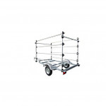 Dynamic Dollies 8 Optimist Trailer Rack