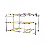 Dynamic Dollies 6 Boat Inflatable Storage Rack