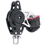 Harken 75mm Carbo Block w/Cam & Becket