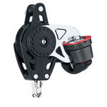 Harken 75mm Carbo Ratchamatic w/Cam & Becket