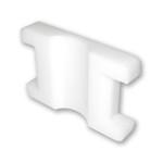 "JCD Lightning Mast Chocks (Allen - 3.125"" width) - Set"