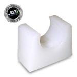 JCD Etchells 20mm Tiller Clip