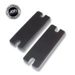 """JCD J22 Delrin Shroud Keys (double ended 1/4"""" slot) - Pair"""