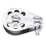 Harken 1.00 Wire Cheek Block w/Fasteners