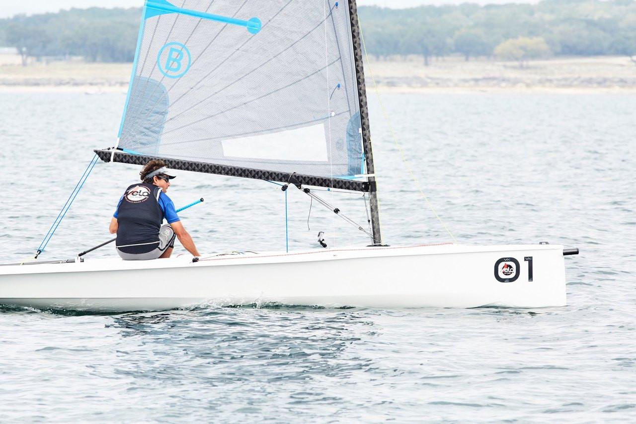 VX Evo Complete Sailboat