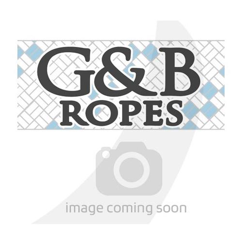 """G&B Ropes Colored Rainbow Braid 1/4"""""""