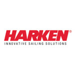 Harken 32mm x 3.9m Flat Flange Switch T-Track - Clear