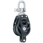 Harken 45mm Element Double Swivel Block w/Becket
