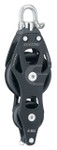 Harken 60mm Element Fiddle Swivel Block w/Becket