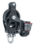 Harken 60mm Element Single Swivel w/150 Cam & Becket