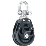 Harken 80mm Element Double Swivel Block