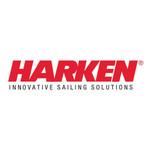 Harken 1250 Small Boat CB Car w/Fixed Sheaves - No Wire