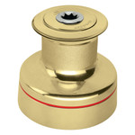 Harken 35-2 SPD Plain Top Polished Bronze Winch