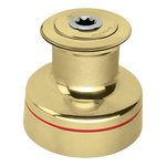 Harken 46-2 SPD Plain Top Polished Bronze Winch