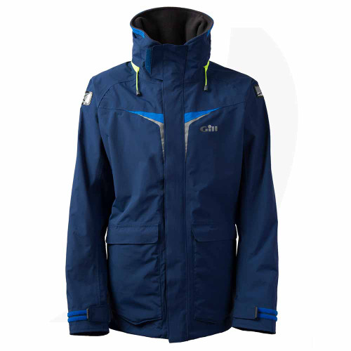 Gill OS3 Men's Coast Jacket Dark Blue