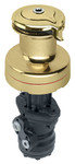 Harken Radial 2 Speed Size 70 Hydraulic Self Tailing Polished Bronze Winch