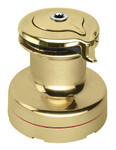 Harken Radial 3 Speed Size 70 Self Tailing Polished Bronze Winch