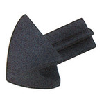 Harken Big Boat Low-beam Trim Caps (Pair)