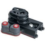 Harken Pair/Double Big Boat Traveler End Controls w/Cams