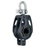 Harken 57mm HL Double Block w/Becket