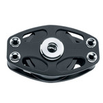 Harken 150mm Alum Single Footblock