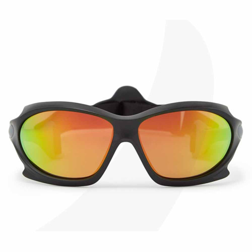 Gill Race Ocean Sunglasses Black Mirror RS27 Front