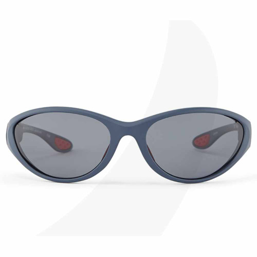 Gill Classic Matte Sunglasses Navy Smoke Mirror 9473 Front