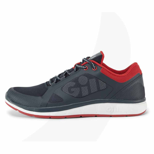 Gill Mawgan Trainer Navy 936 Side