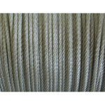 Viadana 2.5mm Soft Stainless Steel Cable with 133 Wires