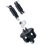Harken Small Boat Furler Kit w/Hoistable Halyard Swivel