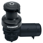 Harken Performa 2 Speed Electric ST Size 50 Alum Winch Horizontal 24 Volt