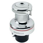 Harken UniPower 900 Radial Winch w/Accessories - Chrome 24 Volt White