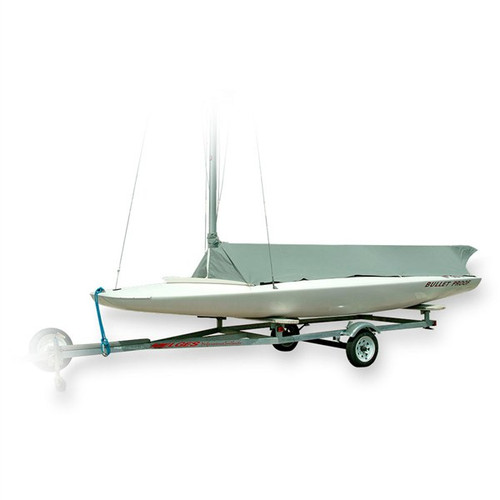 Harken C Scow Cockpit Cover(Aqualon Grey)