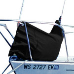 Harken Harken Canvas Headsail Bag Medium - (Black)