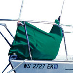 Harken Harken Canvas Headsail Bag Medium - (Forest)