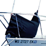 Harken Harken Canvas Headsail Bag Medium - (Navy)