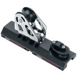 Harken MR 27mm HL 3:1 CB Genoa Lead Car w/Sheave and Dead End