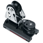 Harken MR 27mm 4:1 CB Genoa Lead Car w/Double Sheaves