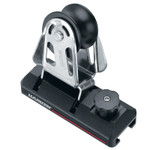 Harken BB 32mm Slider Genoa Car w/Pinstop For T-Track