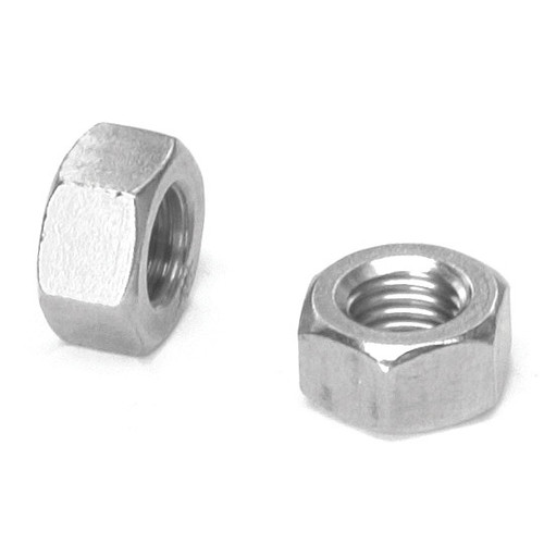 Hayn Marine Hex Nut, Stainless Steel 1/4-28 Right Hand